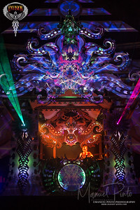The amazing Luna Stage