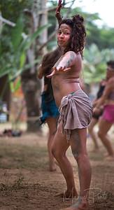Envision Music, Art & Yoga Festival February 2016 Uvita, Costa Rica