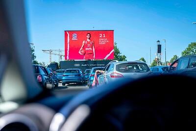Audi Urban Cinema