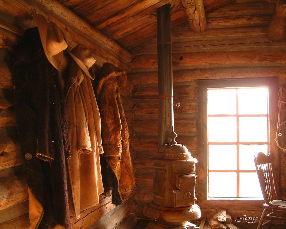 Rustic Cabin - Cody, Wyoming<br /> ORDER #57101