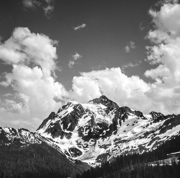 Mount Shuksan North Cascades National Park
