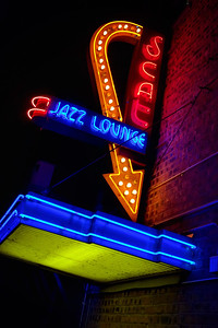 Jazz Lounge 16x24