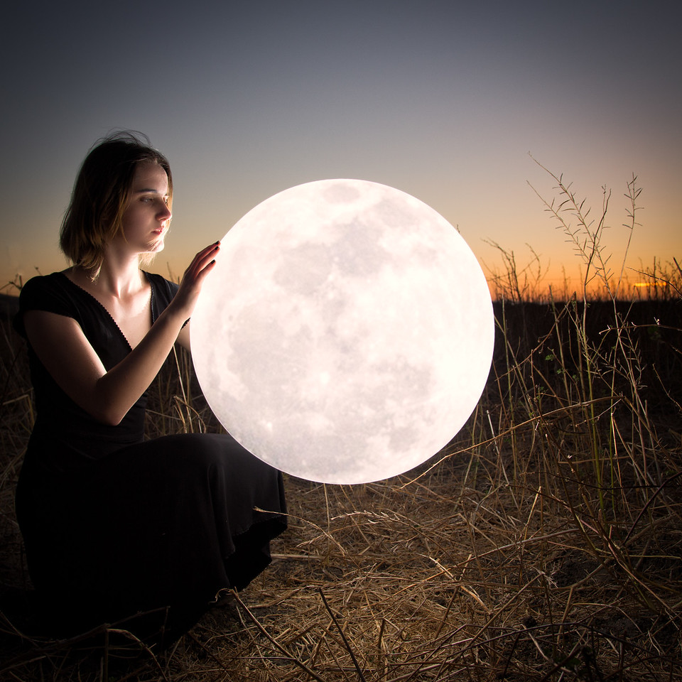 She asked for the moon
