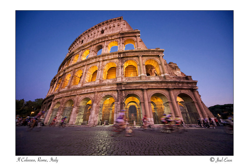 Il Colosseo, Rome, Italy