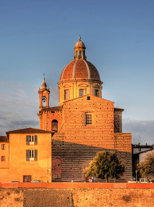 Morning Church, Florence