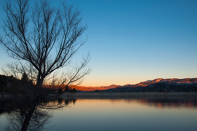 Lake Arrowhead Winter