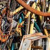In a collection of bicycles