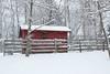 The Hidden Red Barn~0630