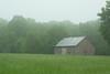 Barn amongst the Misty Morning ~1805