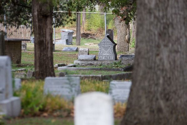 Oakwood Cemetery, Austin, TX