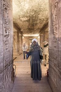 Inner Sanctum, Abu Simbel, Egypt