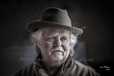 Artist, Prince Edward County 2013