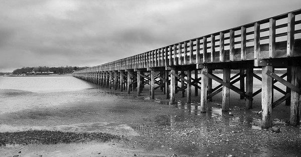 POWDER POINT BRIDGE - DUXBURY