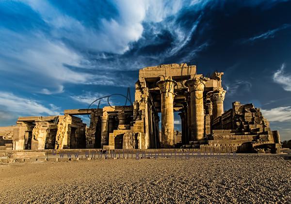 Temple of Sobek & Horus, Phillae, Egypt