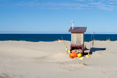 DUNE OUTHOUSE