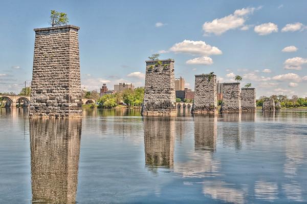 Monoliths of Harrisburg