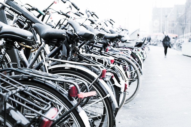 Bicycles in Amsterdam #3