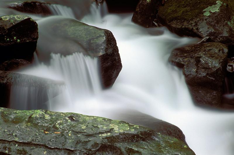 Rainbow Creek, Smoky Mountain National Park, Tennessee
