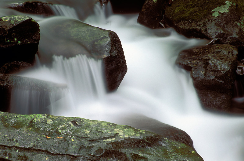 Rainbow Creek, Smoky Mountain National Park, Tennessee