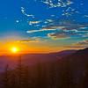 Watchtower Trail Sunset
