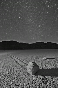 Racetrack Playa, Death Valley