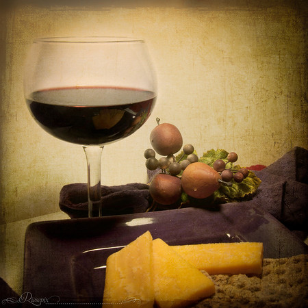 wine, cheese and thou