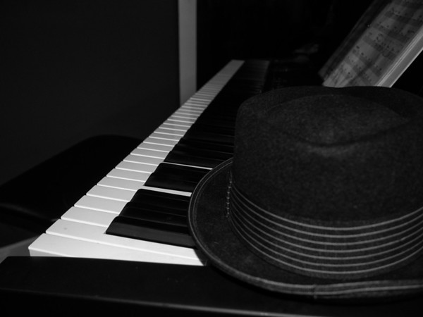Hat and Keyboard