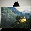 Title: Pyrénées Château<br /> Size: 16x24<br /> Medium: Giclée Canvas
