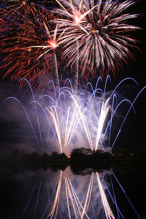 Southport Fireworks