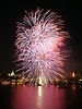 Lord Mayor's Fireworks, London