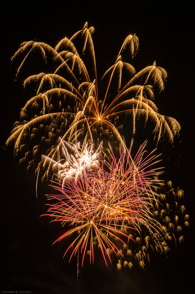 July 4th, 2015 Fireworks