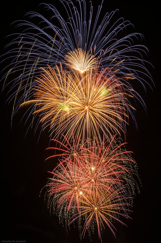 July 4th, 2015 Fireworks