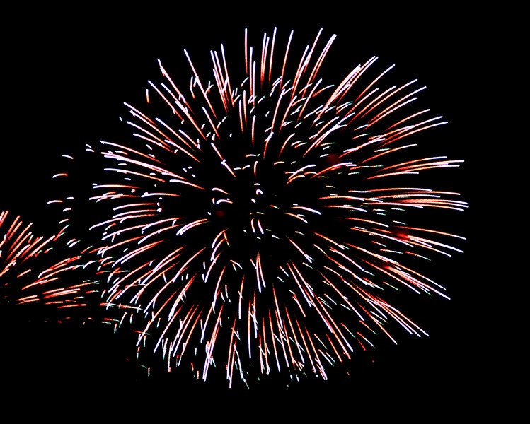 Magic Kingdom Fourth of July 2008