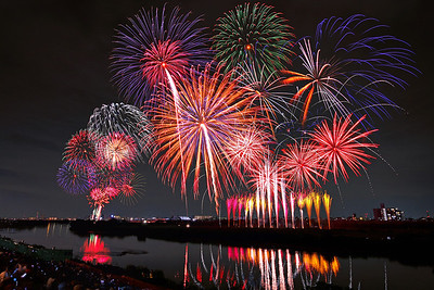Fire Works 2013