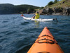 Kayaking in th Bight