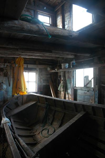Jim Cooper's Boat