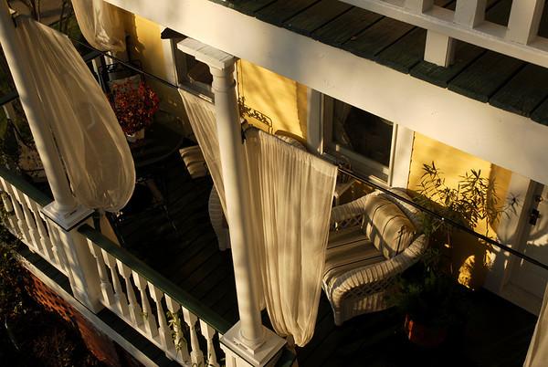 A southern veranda, Florida