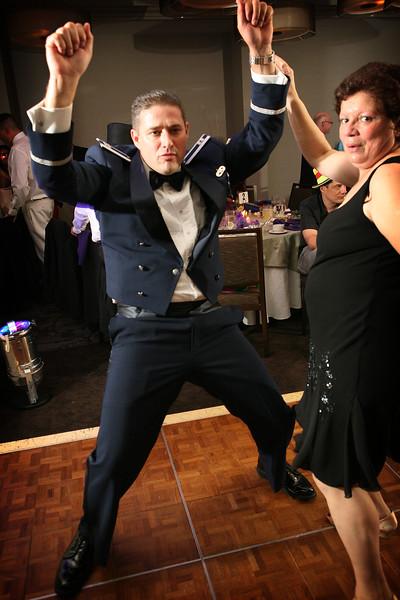 Groom Fun Dancing