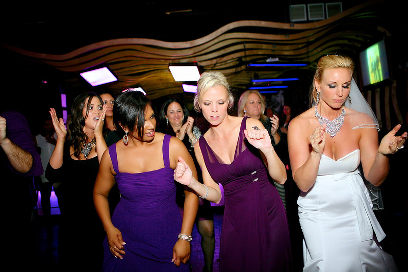 Wedding Bridal Party Dance