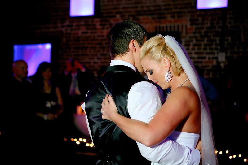 Wedding Reception at Push Ultra Lounge, St Pete, Florida