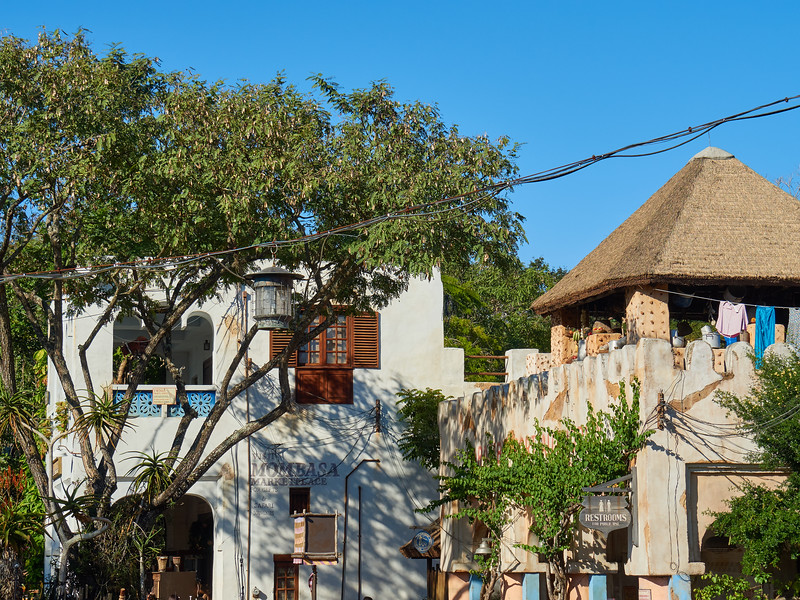 Africa, Disney's Animal Kingdom - Orlando, Florida