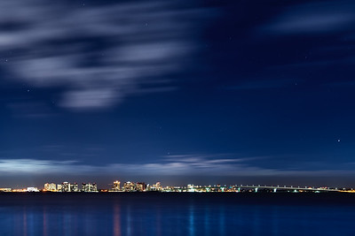 Sarasota Skyline from Afar