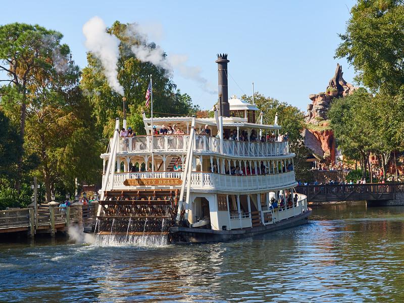 Liberty Belle, Disney World - Orlando, Florida