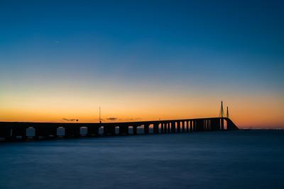 Dawn on the North Pier