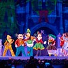 Mickey and Friends, Disney World - Orlando, Florida