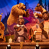 Country Bear Jamboree, Disney World - Orlando, Florida