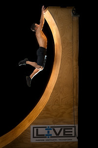 Dale on the Warped Wall