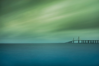 Sunshine Skyway Clouds