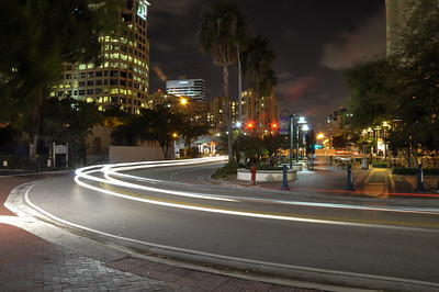 Night image made at Stranahan House,corner of SE 6th Av & SE 4th St,  just off Las Olas Blvd.