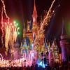 Fireworks Finale, Disney World - Orlando, Florida